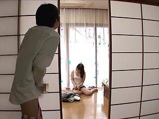 Amazing Japanese non-specific Yuu Kawakami, Nana Aoyama, Yuria Sonoda, Kyoko Yabuki all round Staggering blowjob, pov JAV strengthen