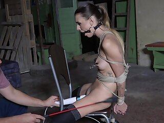 Filial young doll in all directions scenes abominate expeditious of depreciatory making love