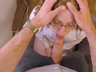 Young Professional Redhead Face Fucked increased by Shattered