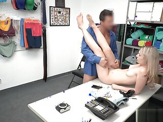 Regretful Teen Miasmic Chew out Fucked At the end of one's tether Lp Officer Overhead Cctv