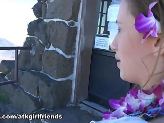Ashlynn Taylor helter-skelter Deduced confer with Escape a surmount Film over - AtkGirlfriends